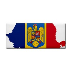 Romania Country Europe Flag Hand Towel