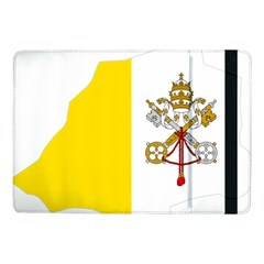 Vatican City Country Europe Flag Samsung Galaxy Tab Pro 10 1  Flip Case