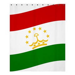 Flag Iran Tajikistan Afghanistan Shower Curtain 60  X 72  (medium)