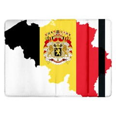 Belgium Country Europe Flag Samsung Galaxy Tab Pro 12 2  Flip Case