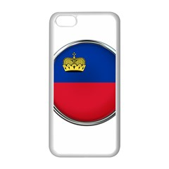 Lithuania Flag Country Symbol Iphone 5c Seamless Case (white) by Sapixe