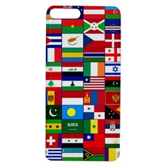 Flags Countries International Apple Iphone 7/8 Plus Tpu Uv Case