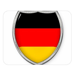 Flag German Germany Country Symbol Double Sided Flano Blanket (large)