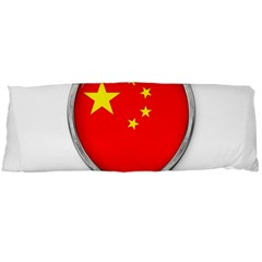Flag China Country Nation Asia Body Pillow Case Dakimakura (two Sides)