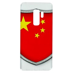 Flag China Country Nation Asia Samsung Galaxy S9 Plus Tpu Uv Case by Sapixe