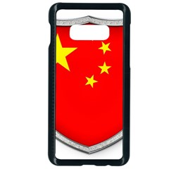 Flag China Country Nation Asia Samsung Galaxy S10e Seamless Case (black)