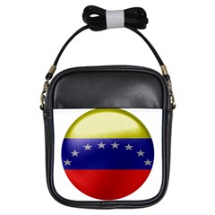 Venezuela Flag Country Nation Girls Sling Bag by Sapixe