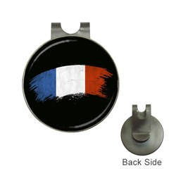 Flag France Flags French Country Hat Clips With Golf Markers