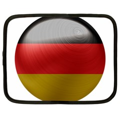 Germany Flag Europe Country Netbook Case (xl)