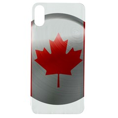Canada Flag Country Symbol Nation Apple Iphone Xs Tpu Uv Case