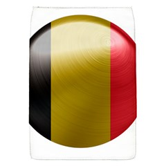 Belgium Flag Country Europe Removable Flap Cover (s)