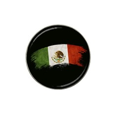 Flag Mexico Country National Hat Clip Ball Marker