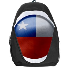 Chile Flag Country Chilean Backpack Bag