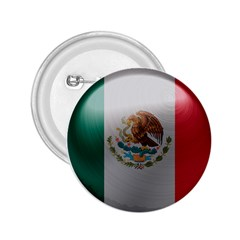 Mexico Flag Country National 2 25  Buttons