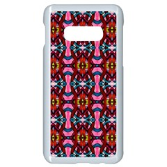 E 2 Samsung Galaxy S10e Seamless Case (white) by ArtworkByPatrick