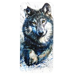 Gray Wolf - Forest King Iphone 7/8 Soft Bumper Uv Case by kot737