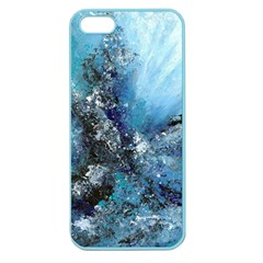 Original Abstract Art Apple Seamless Iphone 5 Case (color) by scharamo