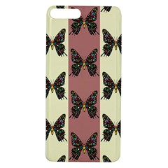 Butterflies Pink Old Old Texture Apple Iphone 7/8 Plus Tpu Uv Case by Pakrebo
