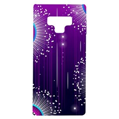 Non Seamless Pattern Background Samsung Galaxy Note 9 Tpu Uv Case