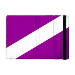 Flag Of Puerto Williams Apple Ipad Mini Flip Case by abbeyz71