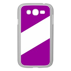 Flag Of Puerto Williams Samsung Galaxy Grand Duos I9082 Case (white) by abbeyz71