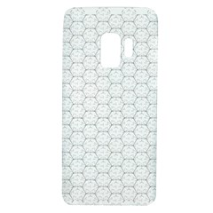 Hexagon Geometric Shape Samsung Galaxy S9 Tpu Uv Case by Bajindul