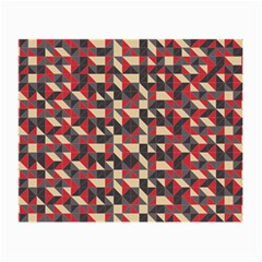 Pattern Textiles Small Glasses Cloth by HermanTelo