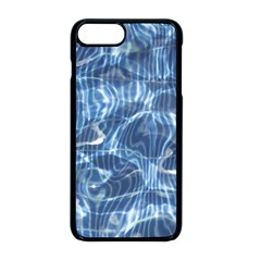 Abstract Blue Diving Fresh Iphone 8 Plus Seamless Case (black)