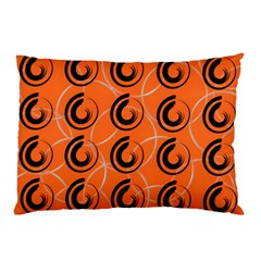 Background Pattern Retro Pillow Case (two Sides)