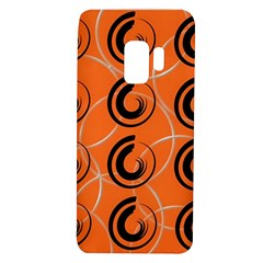 Background Pattern Retro Samsung Galaxy S9 Tpu Uv Case by HermanTelo