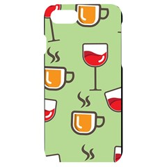 Cups And Mugs Iphone 7/8 Black Uv Print Case