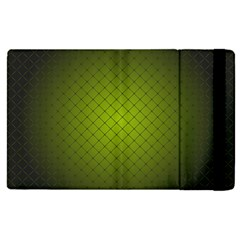 Hexagon Background Line Apple Ipad Pro 9 7   Flip Case