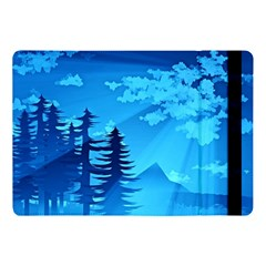 Forest Landscape Pine Trees Forest Apple Ipad 9 7