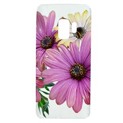 Flowers Daisies Arrangement Garden Samsung Galaxy S9 Tpu Uv Case