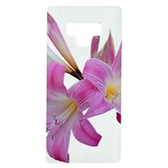 Lily Belladonna Easter Lily Samsung Galaxy Note 9 Tpu Uv Case