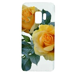 Roses Yellow Flowers Fragrant Samsung Galaxy S9 Tpu Uv Case
