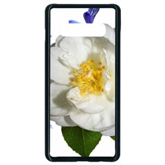 Flowers Camellia Bluebells Fragrant Samsung Galaxy S10 Plus Seamless Case (black)