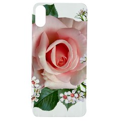 Roses Flowers Wax Flowers Apple Iphone Xs Tpu Uv Case