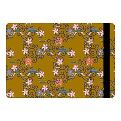 Textile Flowers Pattern Apple Ipad 9 7