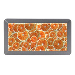 Oranges Background Memory Card Reader (mini)