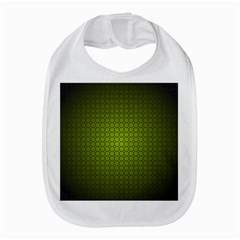 Hexagon Background Circle Bib