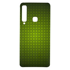 Hexagon Background Circle Samsung Galaxy A9 Tpu Uv Case