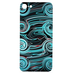 Background Neon Abstract Iphone 7/8 Soft Bumper Uv Case