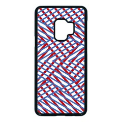 Abstract Chaos Confusion Samsung Galaxy S9 Seamless Case(black) by Alisyart