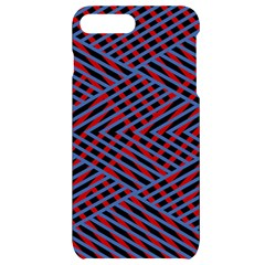 Abstract Chaos Confusion Iphone 7/8 Plus Black Uv Print Case