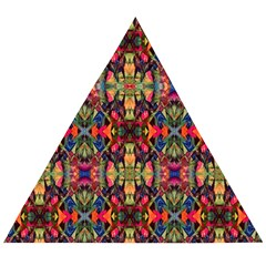 J 2 Wooden Puzzle Triangle