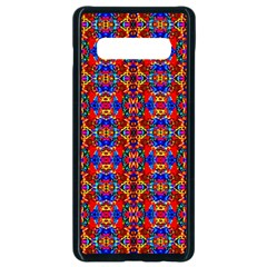 J 9 Samsung Galaxy S10 Plus Seamless Case (black) by ArtworkByPatrick