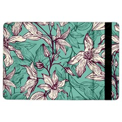 Vintage Floral Pattern Ipad Air 2 Flip by Sobalvarro