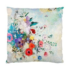 Floral Bouquet Standard Cushion Case (two Sides) by Sobalvarro