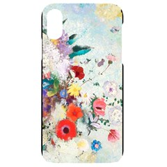 Floral Bouquet Iphone Xr Black Uv Print Case by Sobalvarro